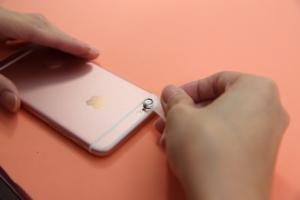 iPhone 6S/6S Plus 專屬3D滿版康寧強化玻璃保護貼+全機包膜開箱 IMG_9901_3