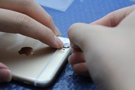 imos 我又來了!iPhone 6/6 Plus 全機包膜/保護貼施工 imosiphonecase41