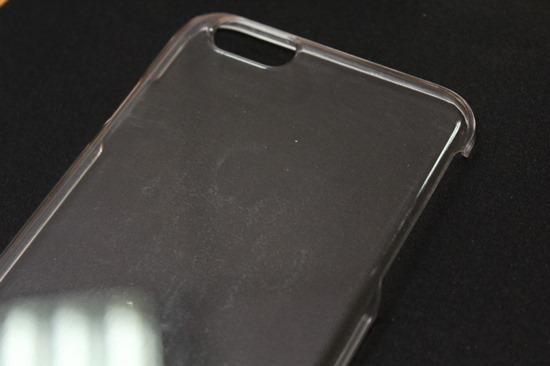 innerexile iPhone 6 Plus 自我修復保護殼 hydra plus,磨了一週竟無刮痕(透明色) iPhone6plus54