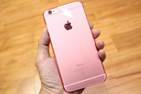 innerexile iPhone 6 Plus 自我修復保護殼 hydra plus,磨了一週竟無刮痕(透明色) iPhone6plus71