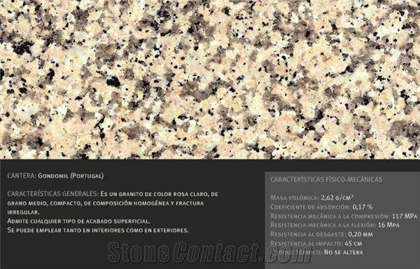 Crema Terra Granite Tiles Portugal Yellow Granite From