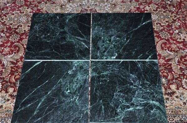 vermont verde antique marble tiles from