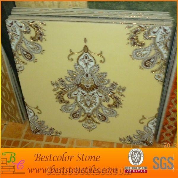 ceramic decoration tile ceramic floor