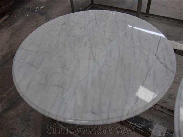 bianco carrara marble table tops patio