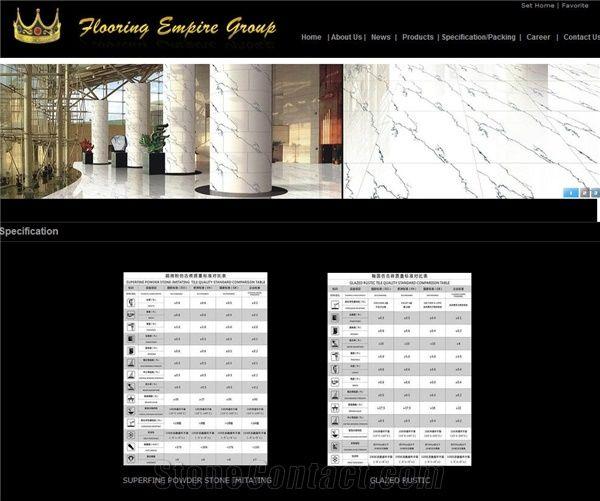 flooring empire group stone supplier