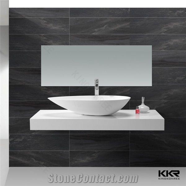 kkr commercial luxury small vessel sink