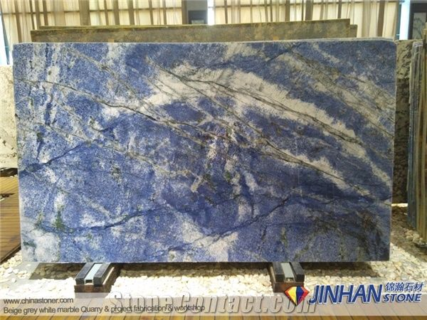 azul bahia granite slabs blue bahia