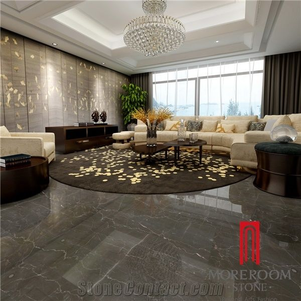 mono italy grey porcelain tile with