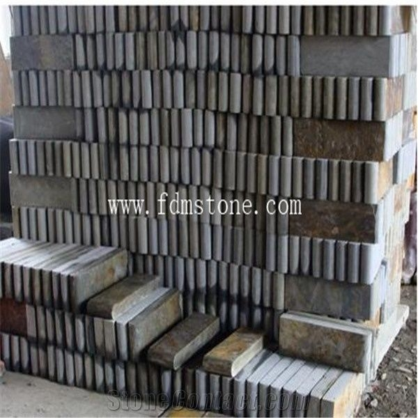 Natural Rusty Slate Stone Lowes Non Slip Stair Treads From China | Non Slip Stair Treads Lowes | Granite | Wood Stairs | Treads Spiral | Indoor Outdoor | Spiral Stairs