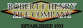 robert f henry tile company stone