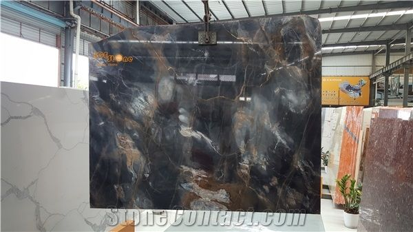 china marble slab tile venice gold