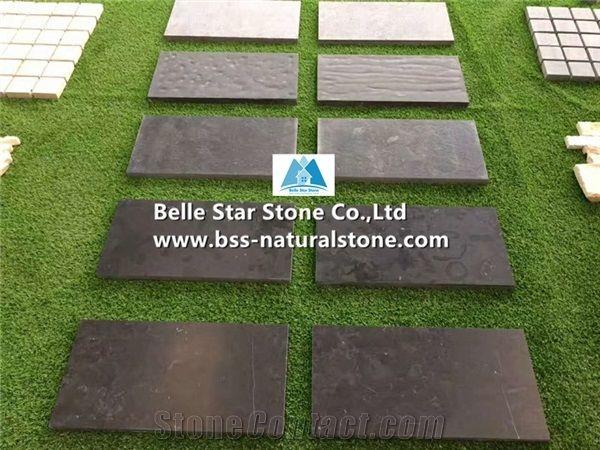 blue limestone floor tiles wall tiles