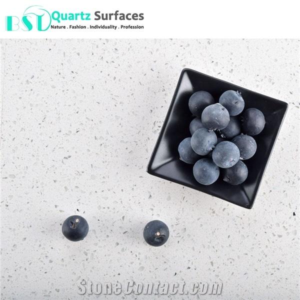 24x24 white star quartz stone for floor