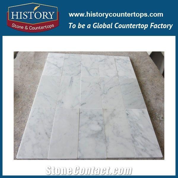 italian carrera marble floor wall tiles