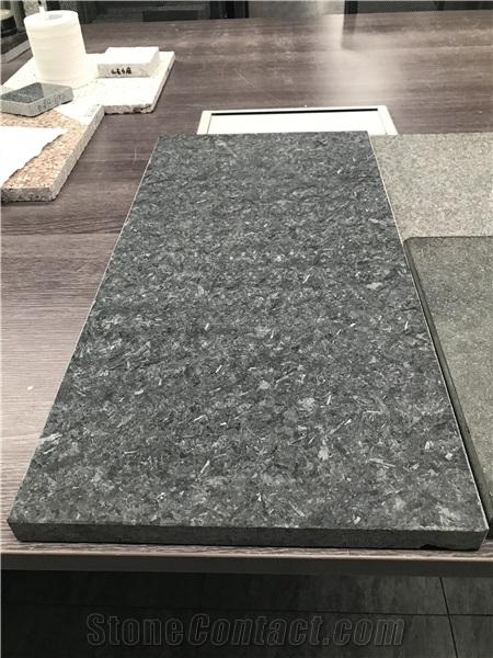 black diamond rough waterjet tile floor