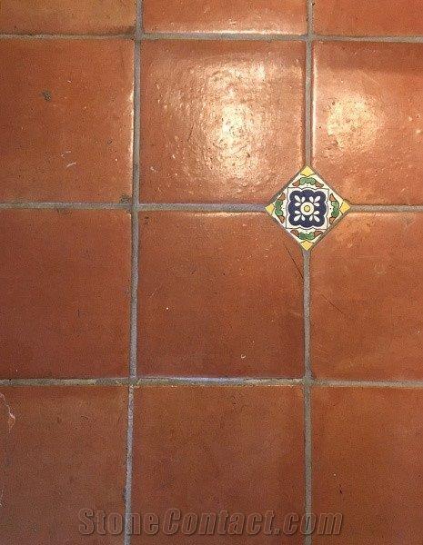 mexican terracotta tile saltillo tile