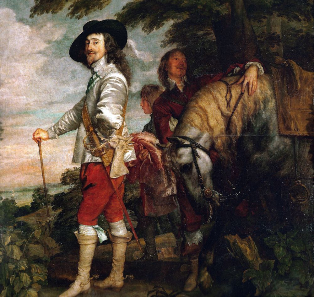 查理一世的藝術收藏近400年第一次回到英國展出 - 每日環球展覽 - iMuseum