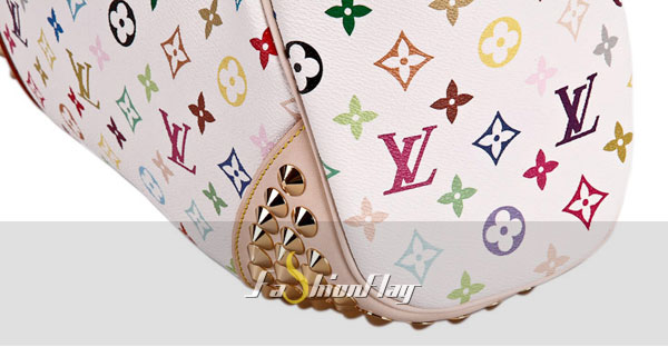Louis-Vuitton-Monogram-Multicolor-Chrissie-MM---White--9
