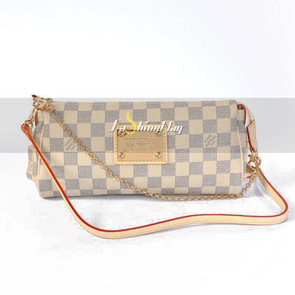 Louis-Vuitton-Damier-Azur-canvas-Eva-Clutch
