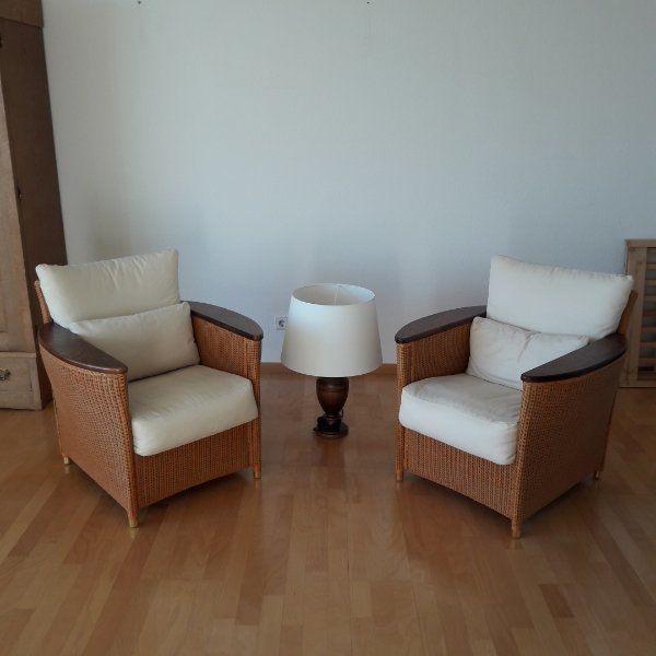 2 Sessel Hochwertig In Anlehnung An Lambert Design In Poing