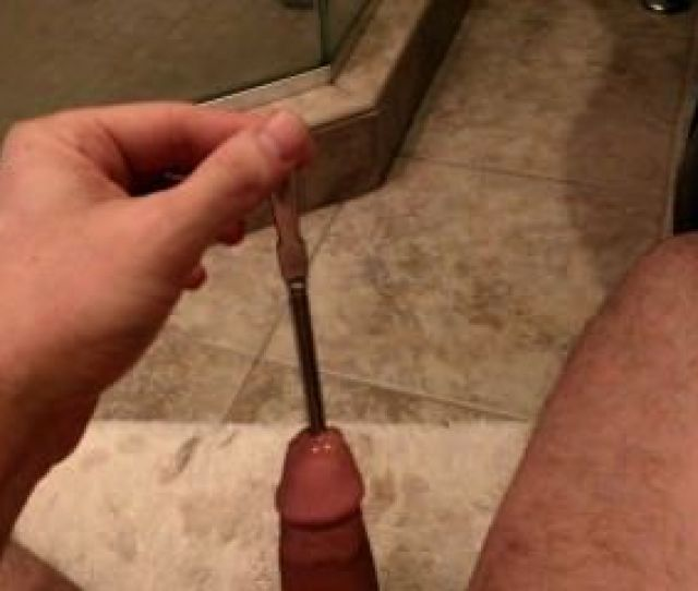 A Quick Urethral Sounding