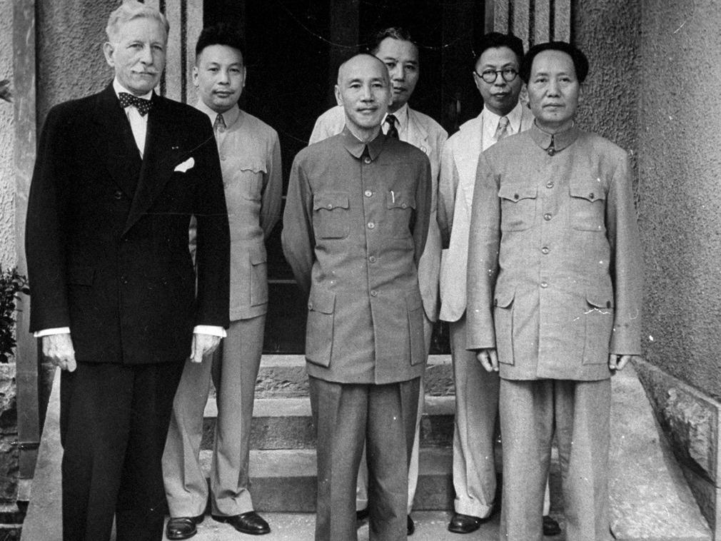 蔣介石評價毛澤東:熟讀中國歷史的狡猾農民_歷史-多維新聞網