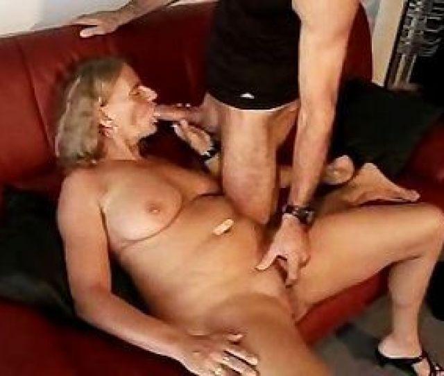 German Mature Lady