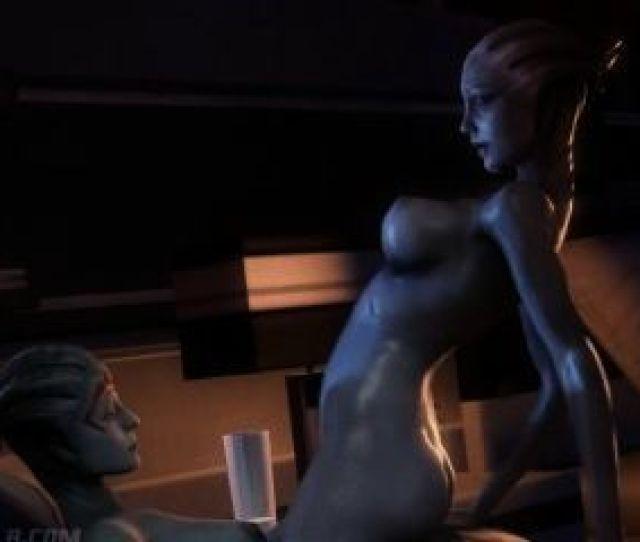 Liara Tsoni Just Want To Have Fun Mass Effect 8