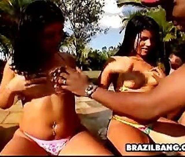 Bbw Brazilian Orgy Porn