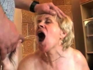 grannies who like to swallow cum