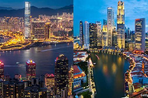 香港VS新加坡:哪個城市更受外籍人才青睞? - 知乎