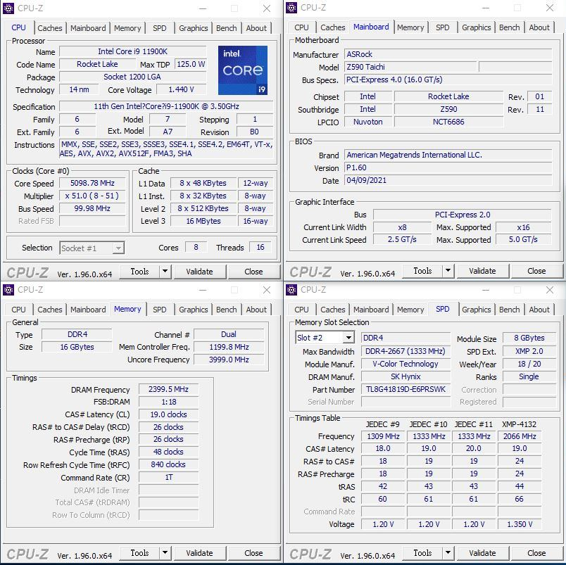 華擎ASRock Z590 Taichi-太極齒輪轉動太炫技,搭載頂級用料,...876