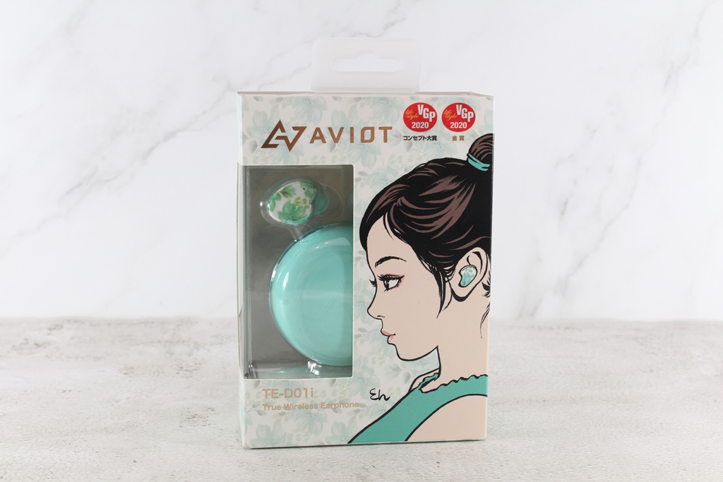 AVIOT TE-D01i真無線藍牙耳機-美型花漾單品,好感度up! - 4