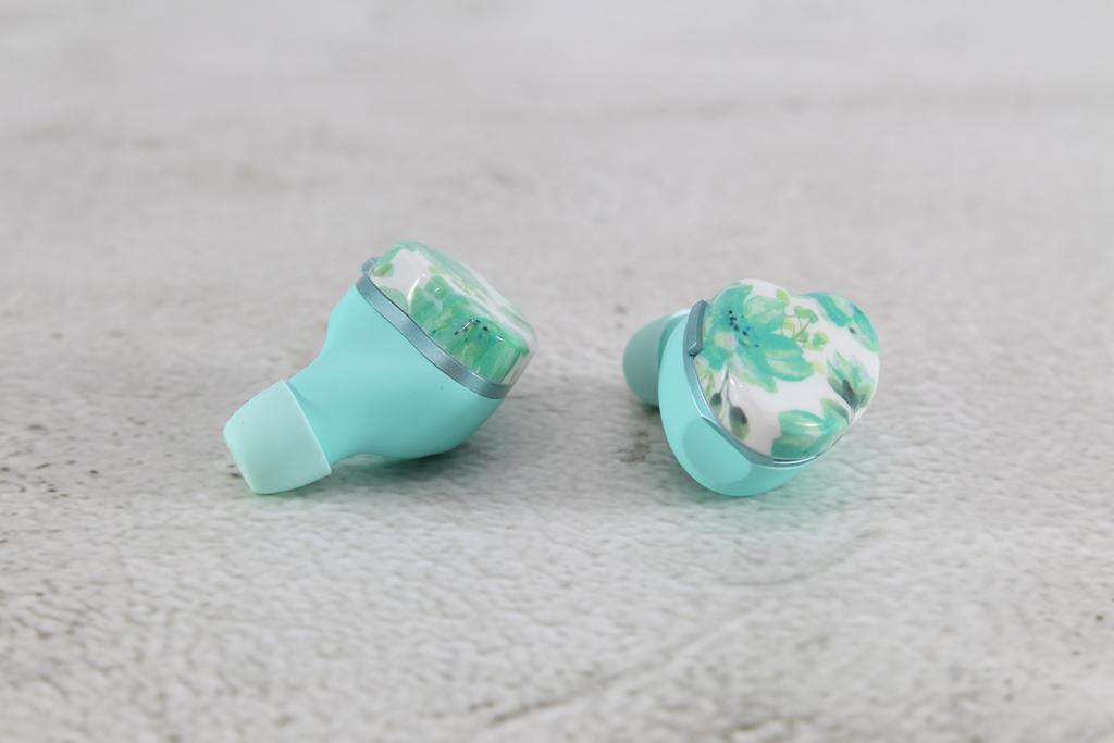 AVIOT TE-D01i真無線藍牙耳機-美型花漾單品,好感度up! - 15