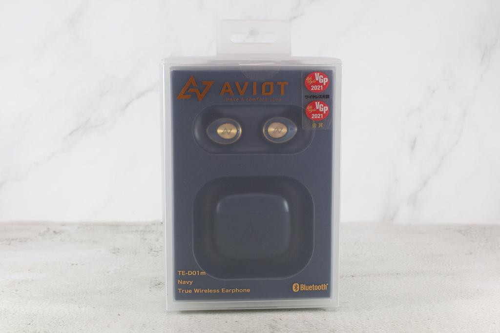 AVIOT TE-D01m主動降噪真無線藍牙耳機-美型輕便好配戴,Mild ...9937