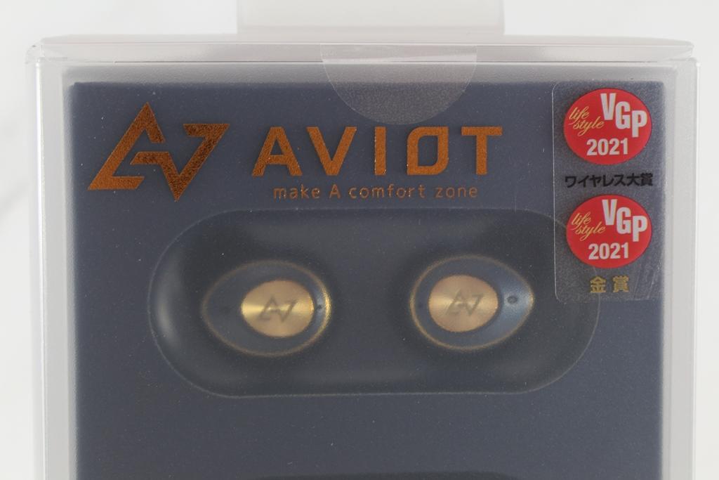AVIOT TE-D01m主動降噪真無線藍牙耳機-美型輕便好配戴,Mild ...3894