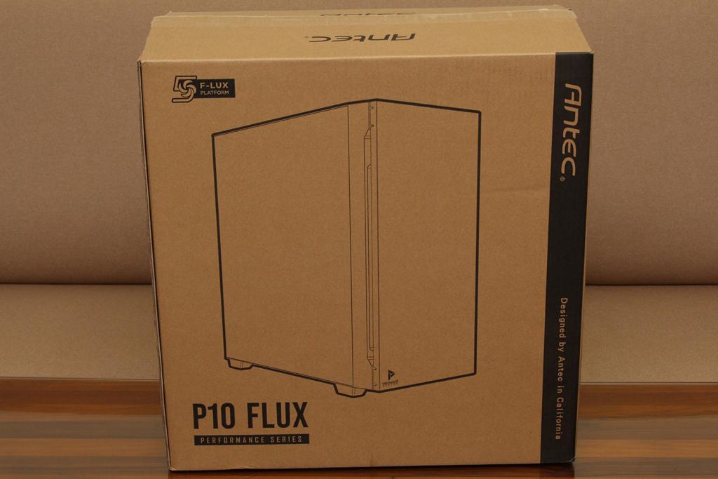 安鈦克Antec P10 FLUX靜音機殼-獨創F-LUX風流架構,靜冷再升級3936