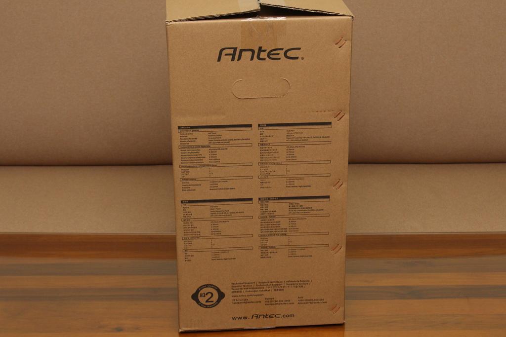 安鈦克Antec P10 FLUX靜音機殼-獨創F-LUX風流架構,靜冷再升級3698