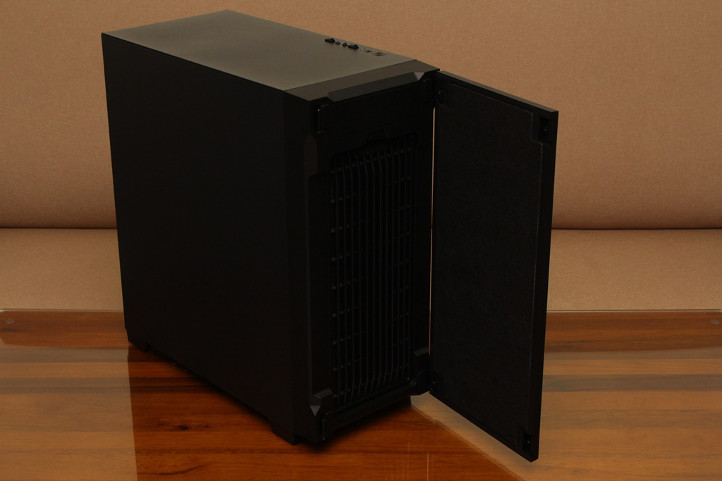 安鈦克Antec P10 FLUX靜音機殼-獨創F-LUX風流架構,靜冷再升級5414