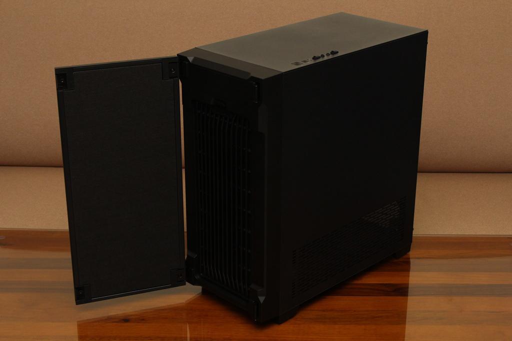 安鈦克Antec P10 FLUX靜音機殼-獨創F-LUX風流架構,靜冷再升級5642