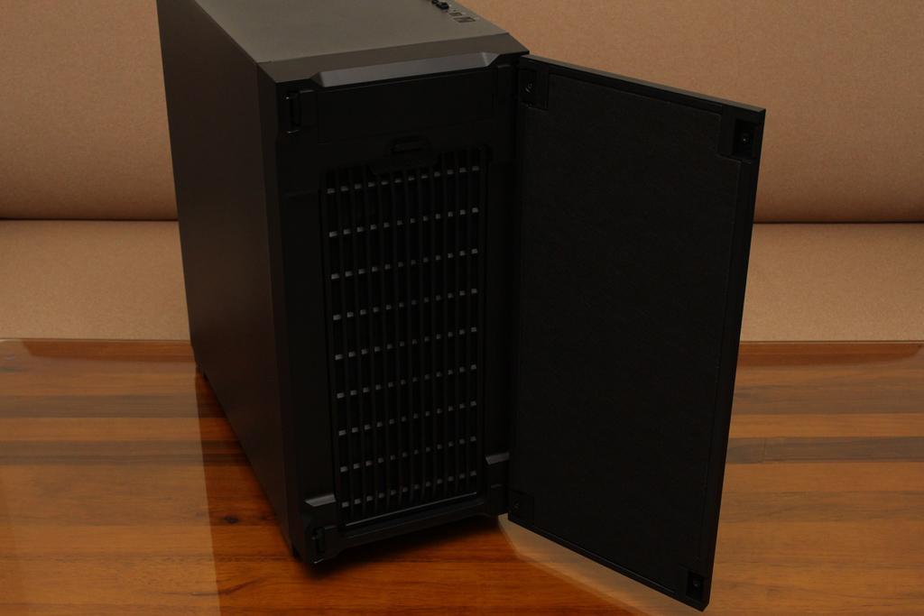 安鈦克Antec P10 FLUX靜音機殼-獨創F-LUX風流架構,靜冷再升級5857