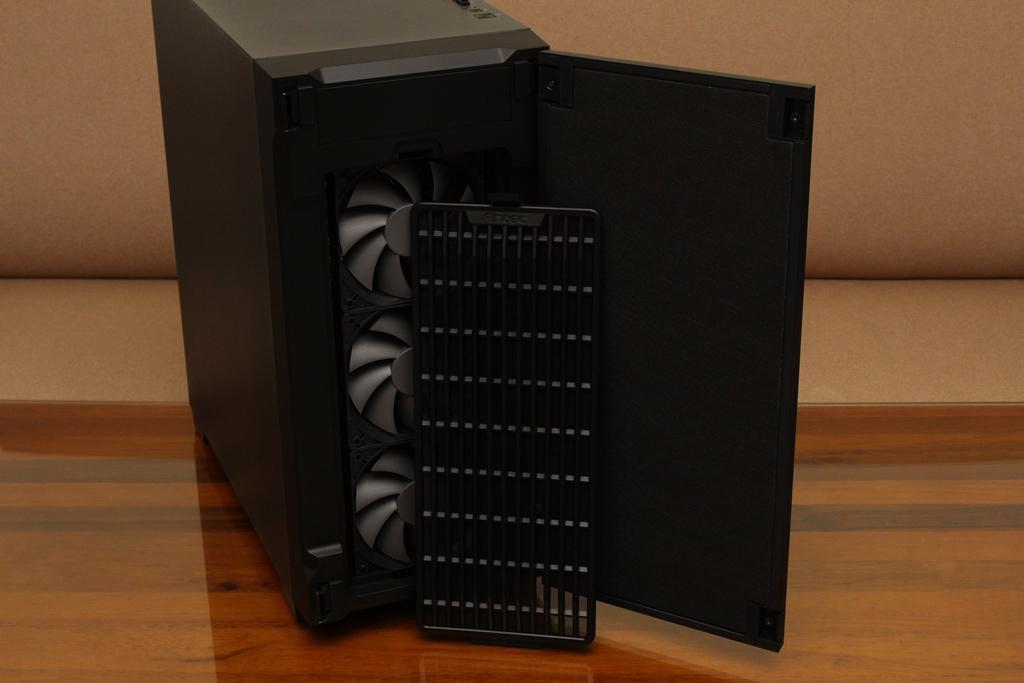 安鈦克Antec P10 FLUX靜音機殼-獨創F-LUX風流架構,靜冷再升級122