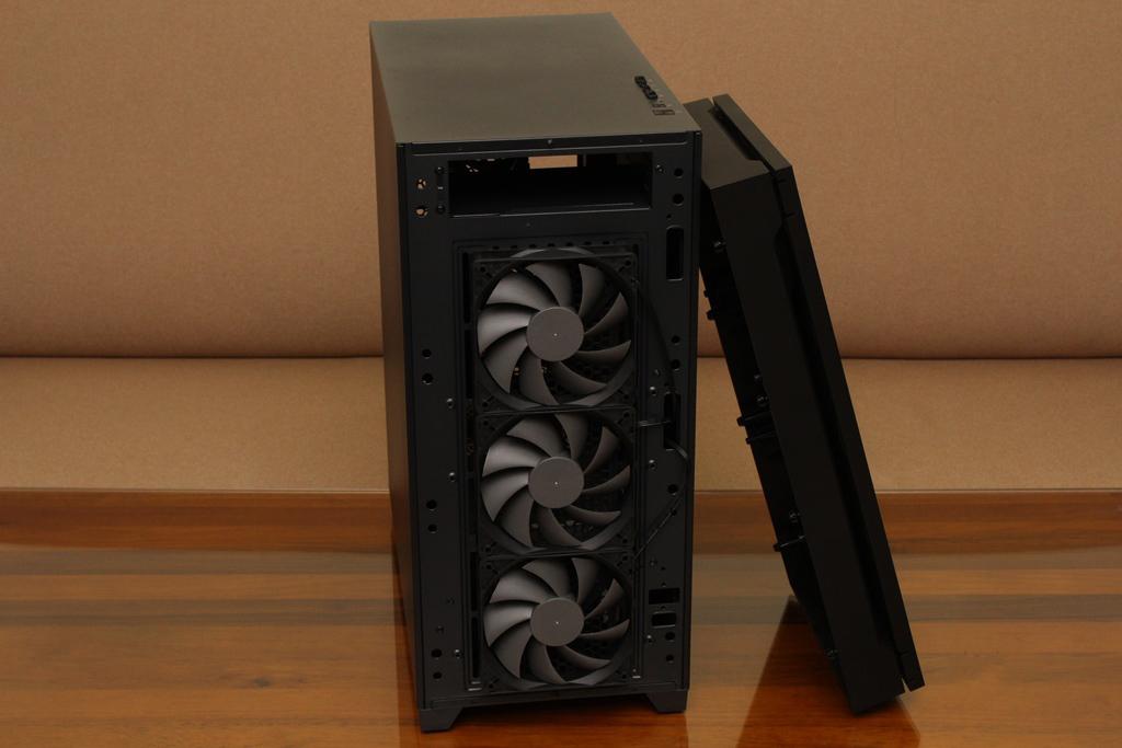 安鈦克Antec P10 FLUX靜音機殼-獨創F-LUX風流架構,靜冷再升級7651