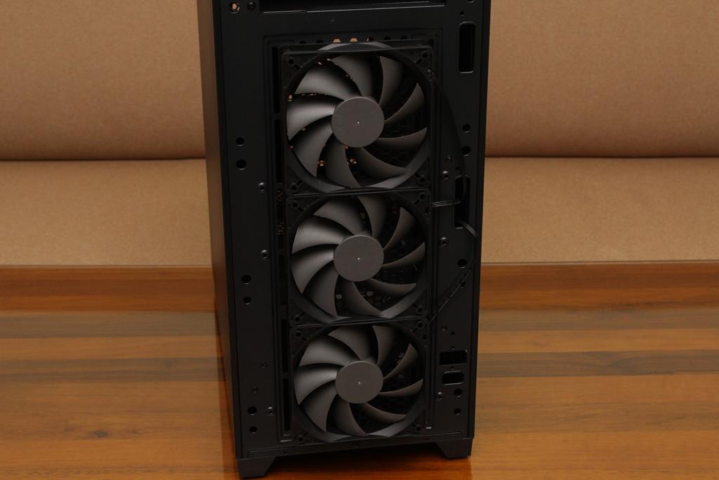 安鈦克Antec P10 FLUX靜音機殼-獨創F-LUX風流架構,靜冷再升級5885