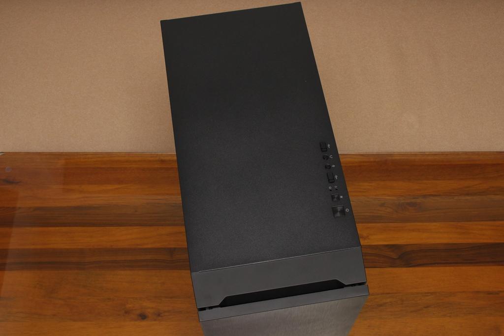 安鈦克Antec P10 FLUX靜音機殼-獨創F-LUX風流架構,靜冷再升級6024