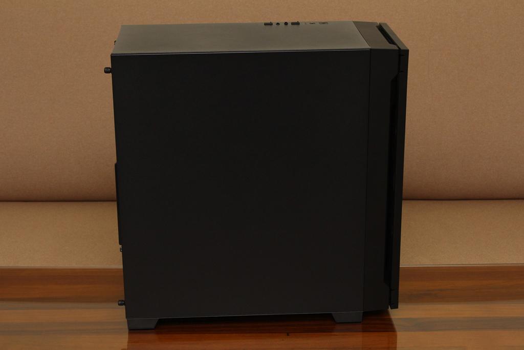 安鈦克Antec P10 FLUX靜音機殼-獨創F-LUX風流架構,靜冷再升級8273