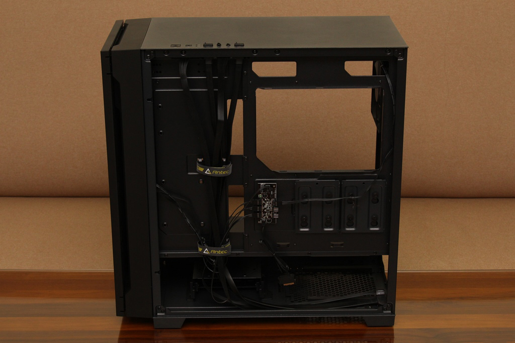 安鈦克Antec P10 FLUX靜音機殼-獨創F-LUX風流架構,靜冷再升級3278