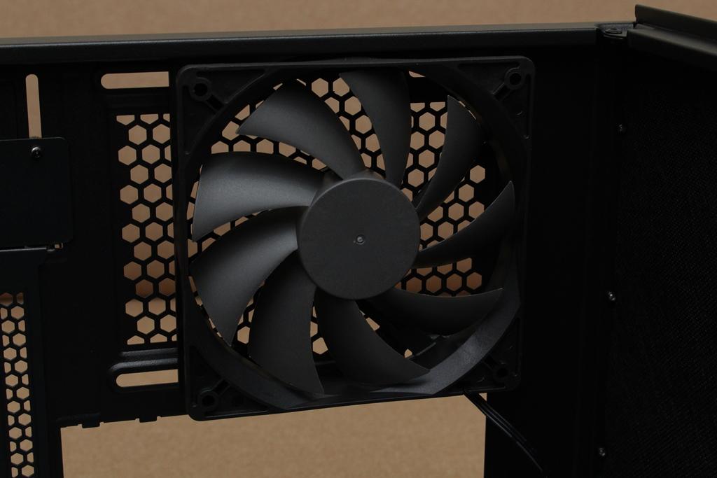 安鈦克Antec P10 FLUX靜音機殼-獨創F-LUX風流架構,靜冷再升級2675