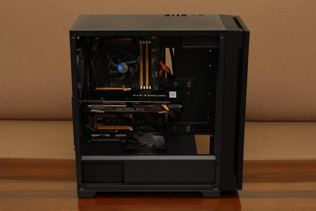安鈦克Antec P10 FLUX靜音機殼-獨創F-LUX風流架構,靜冷再升級9862