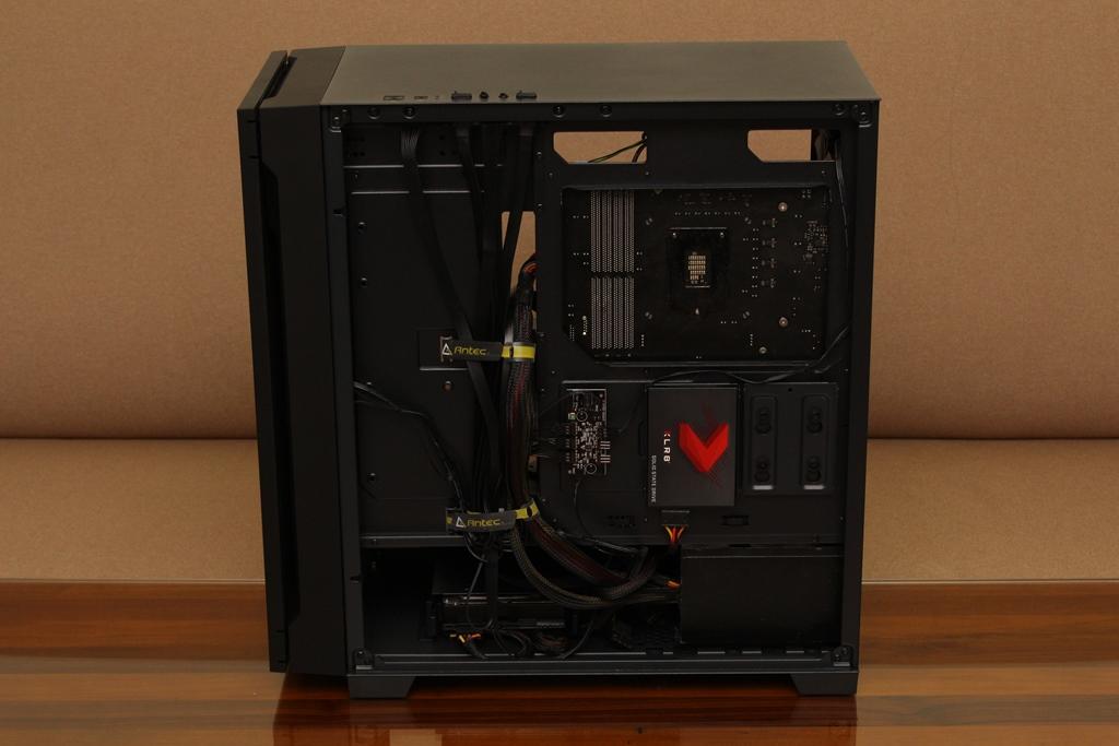 安鈦克Antec P10 FLUX靜音機殼-獨創F-LUX風流架構,靜冷再升級3277